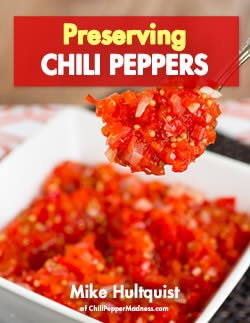 Preserving Chili Peppers - eBook