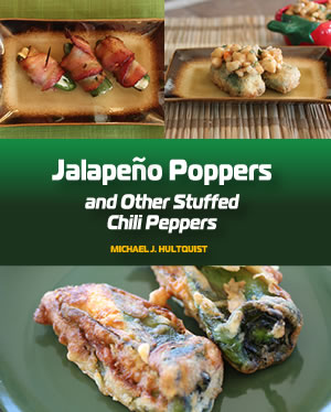 Jalapeno Poppers and Other Stuffed Chili Peppers - Cookbook