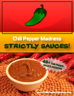 Chili Pepper Sauces Cookbook