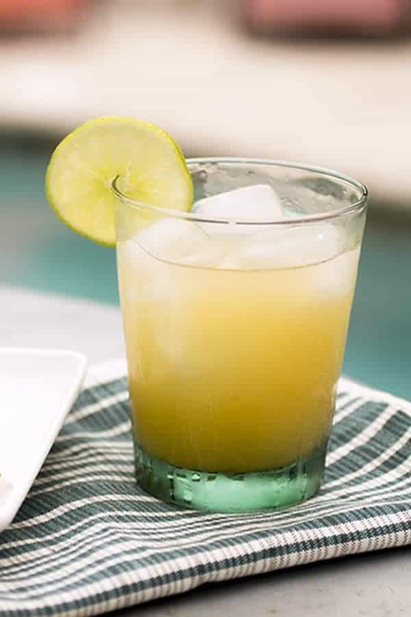 Citrus Jalapeno Margarita
