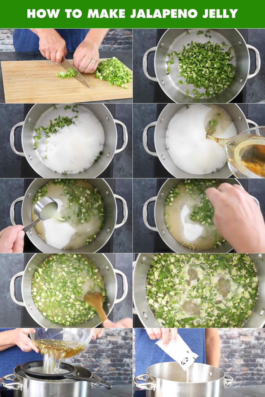 How to Make Jalapeno Jelly