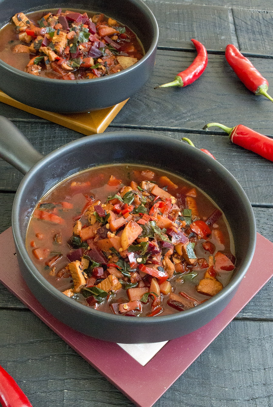 Spicy Red Stew