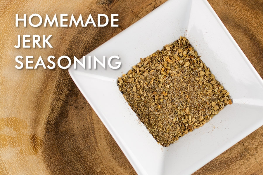 Homemade Jamaican Jerk Seasoning