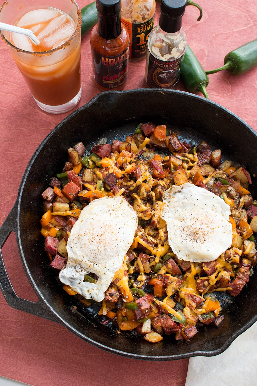 Corned Beef Hash – Madness Style