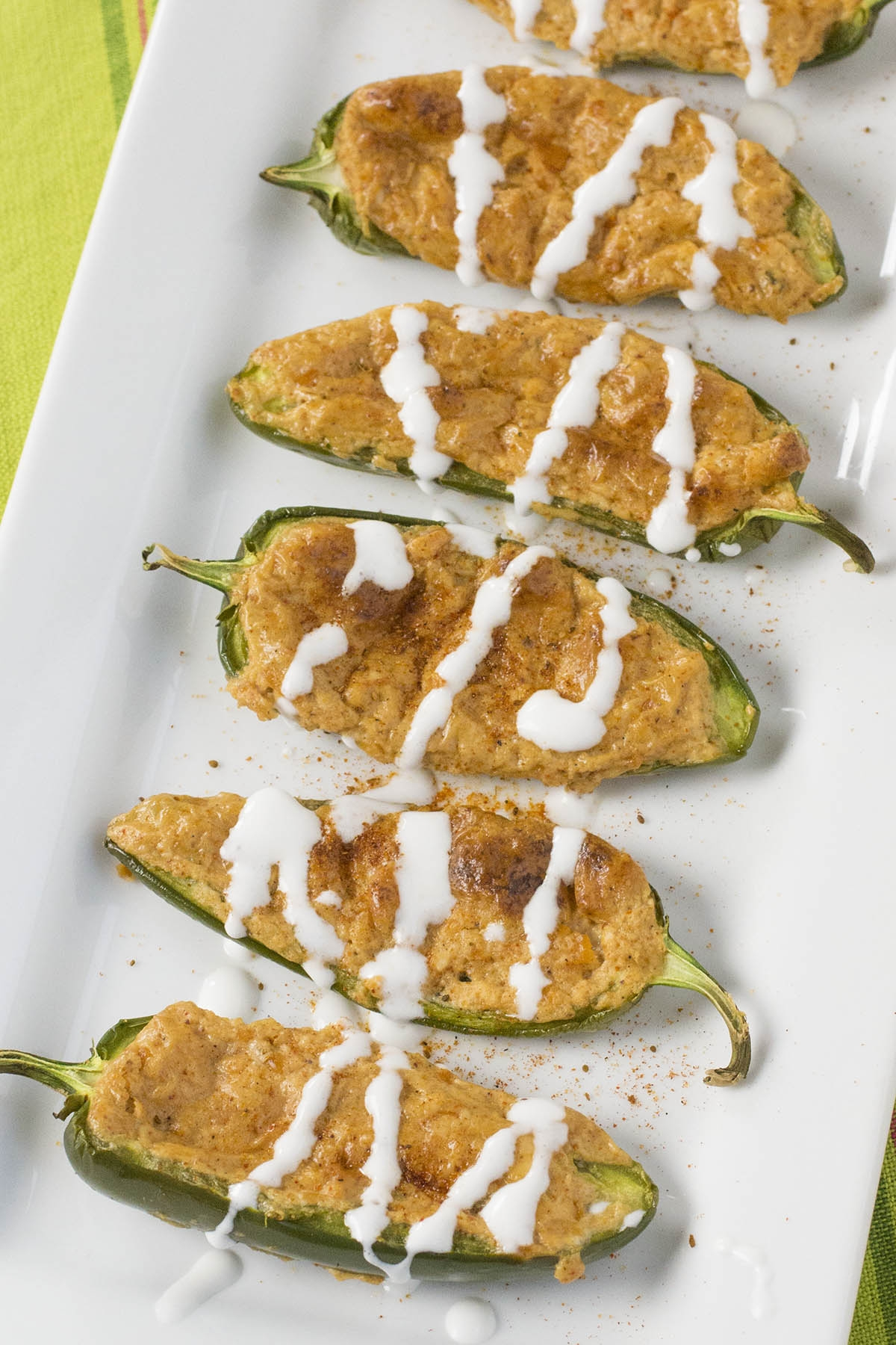 Beer Cheese Jalapeno Poppers