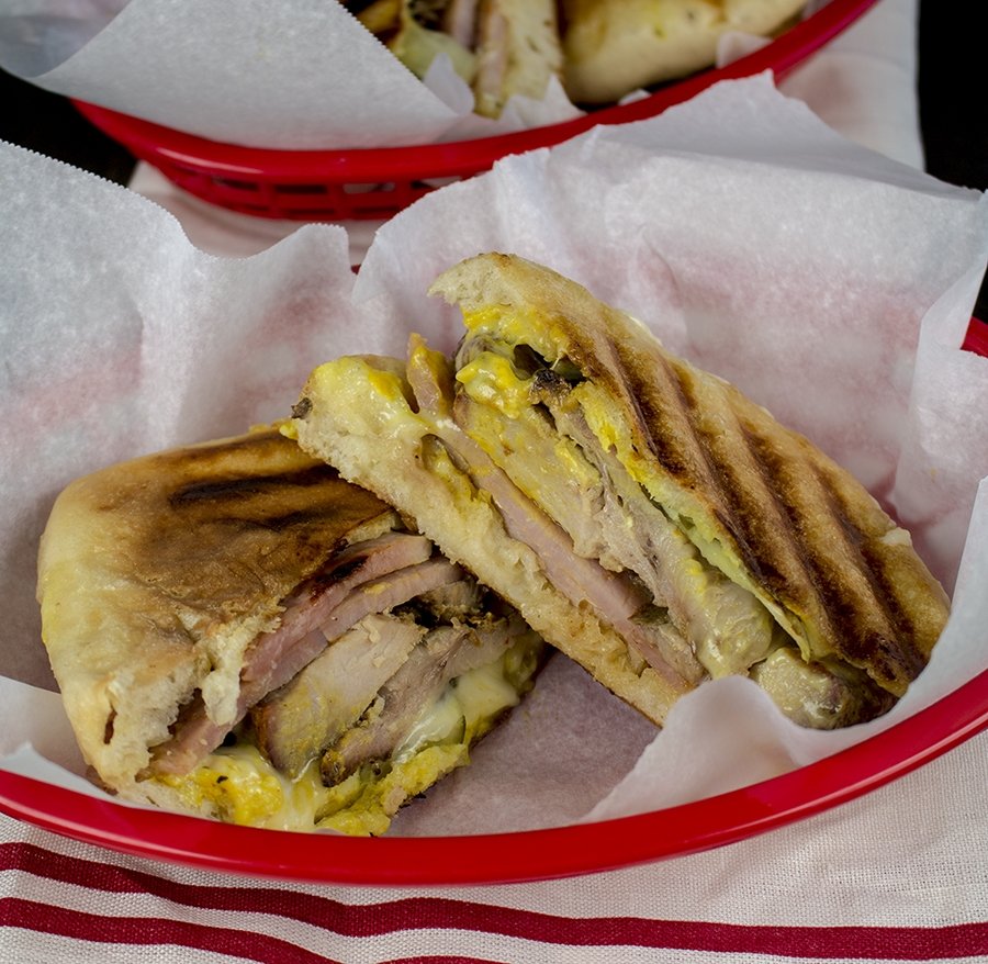 A Spicy Cuban Sandwich