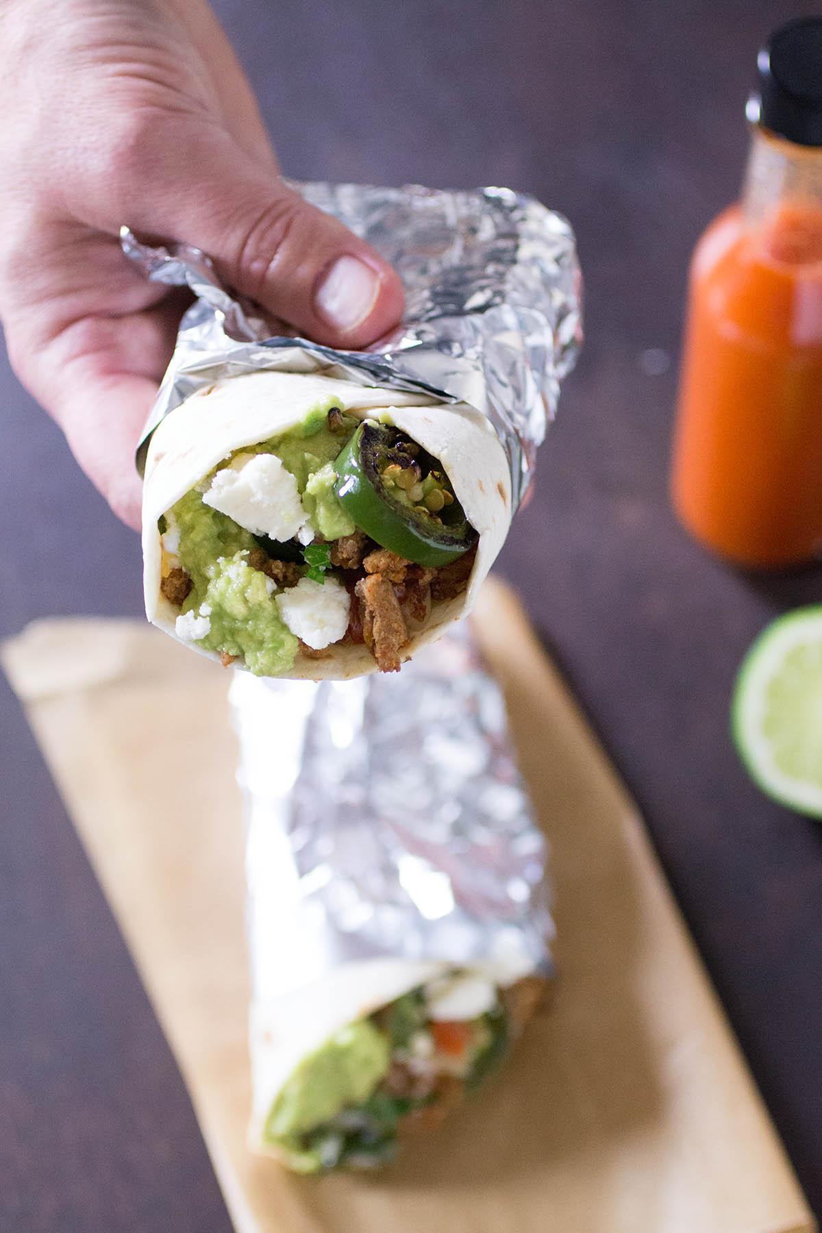 7 Layer Burritos – Madness Style – Recipe