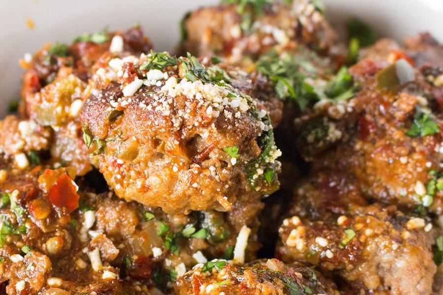 Albondigas - Spanish Meatballs – Recipe