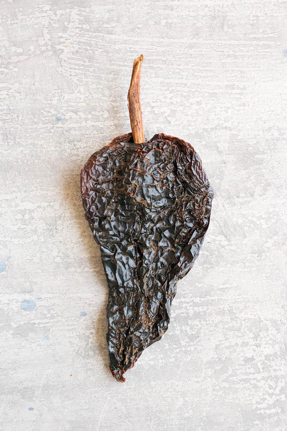 Ancho BBQ Sauce – Recipe
