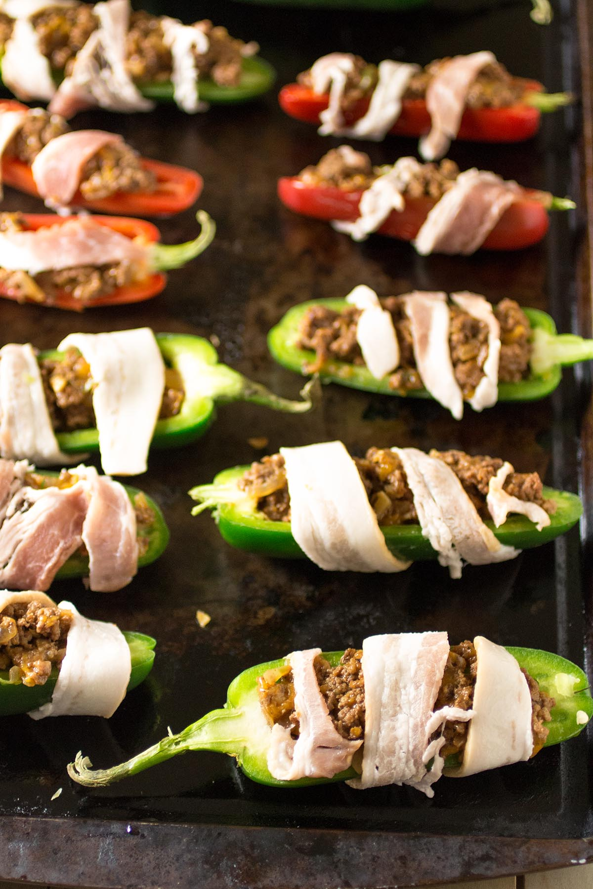 Bacon Cheeseburger Jalapeno Poppers – Recipe