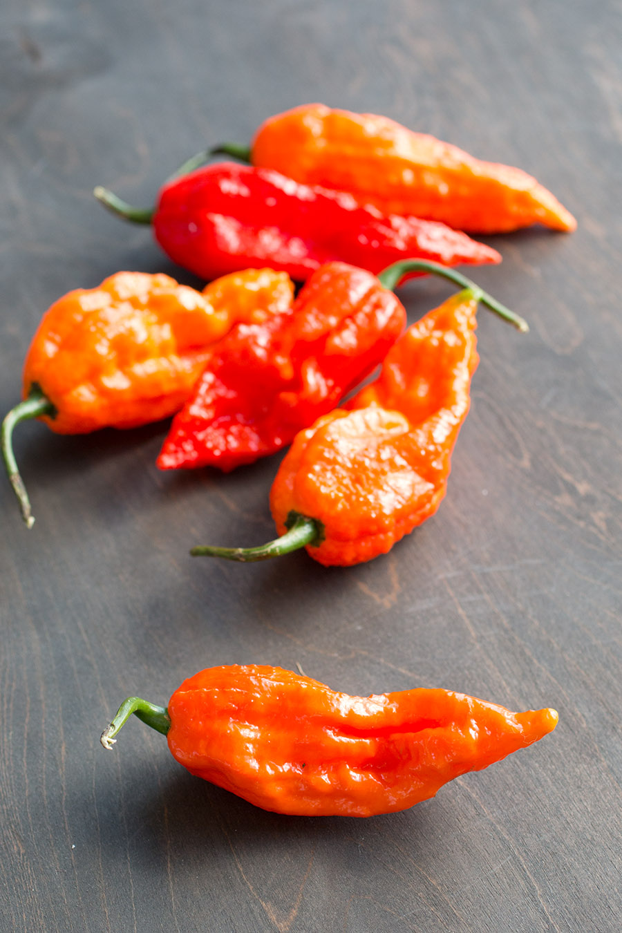 Bhut Jolokia Chili Peppers