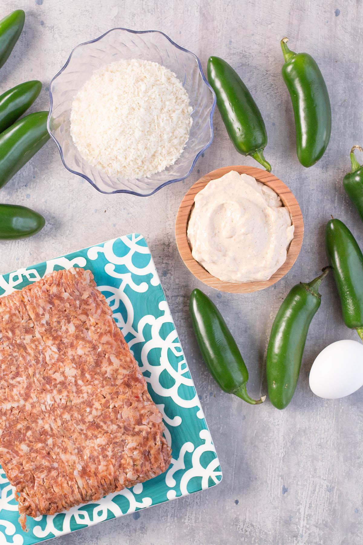Cheesy Armadillo Eggs – Recipe