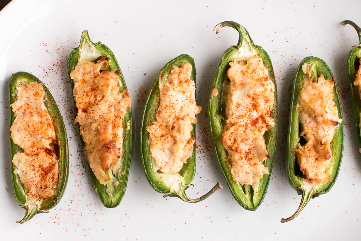 Chicken and Smoked Gouda Jalapeno Poppers – Recipe