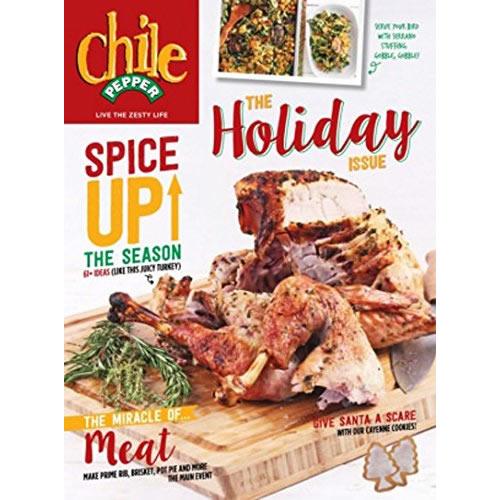 Chile Pepper Magazine