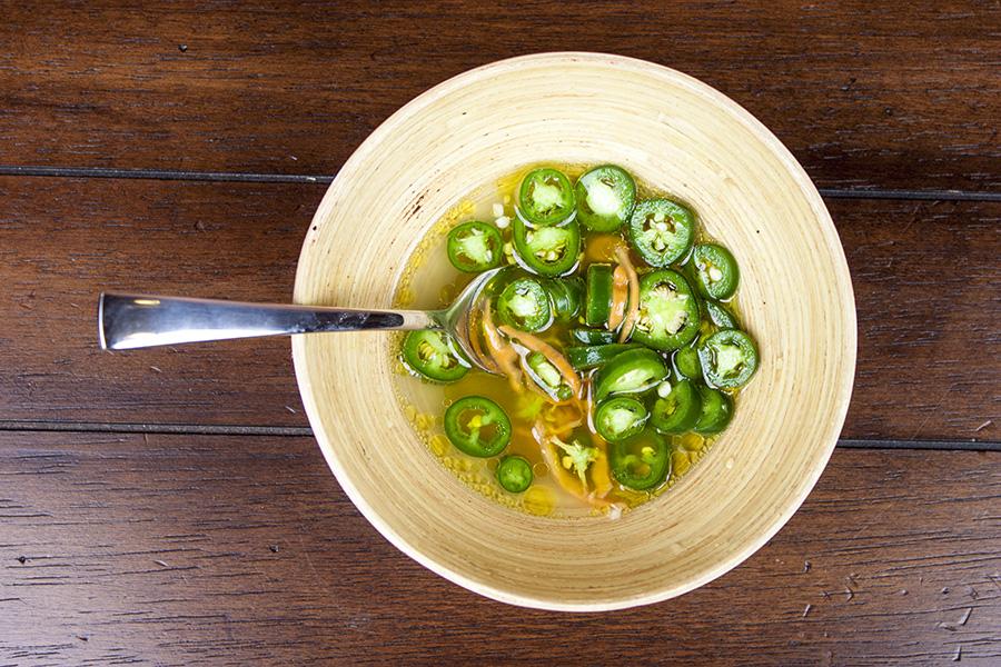 Chili-Lime Vinaigrette