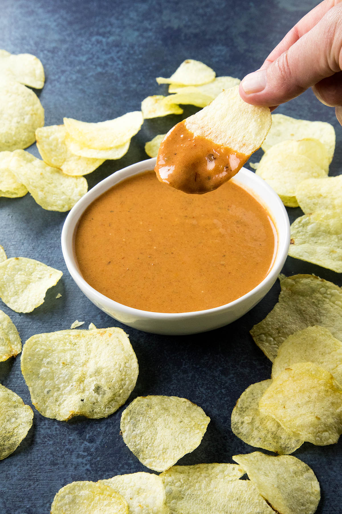 Chipotle Honey Mustard Dip - Recipe