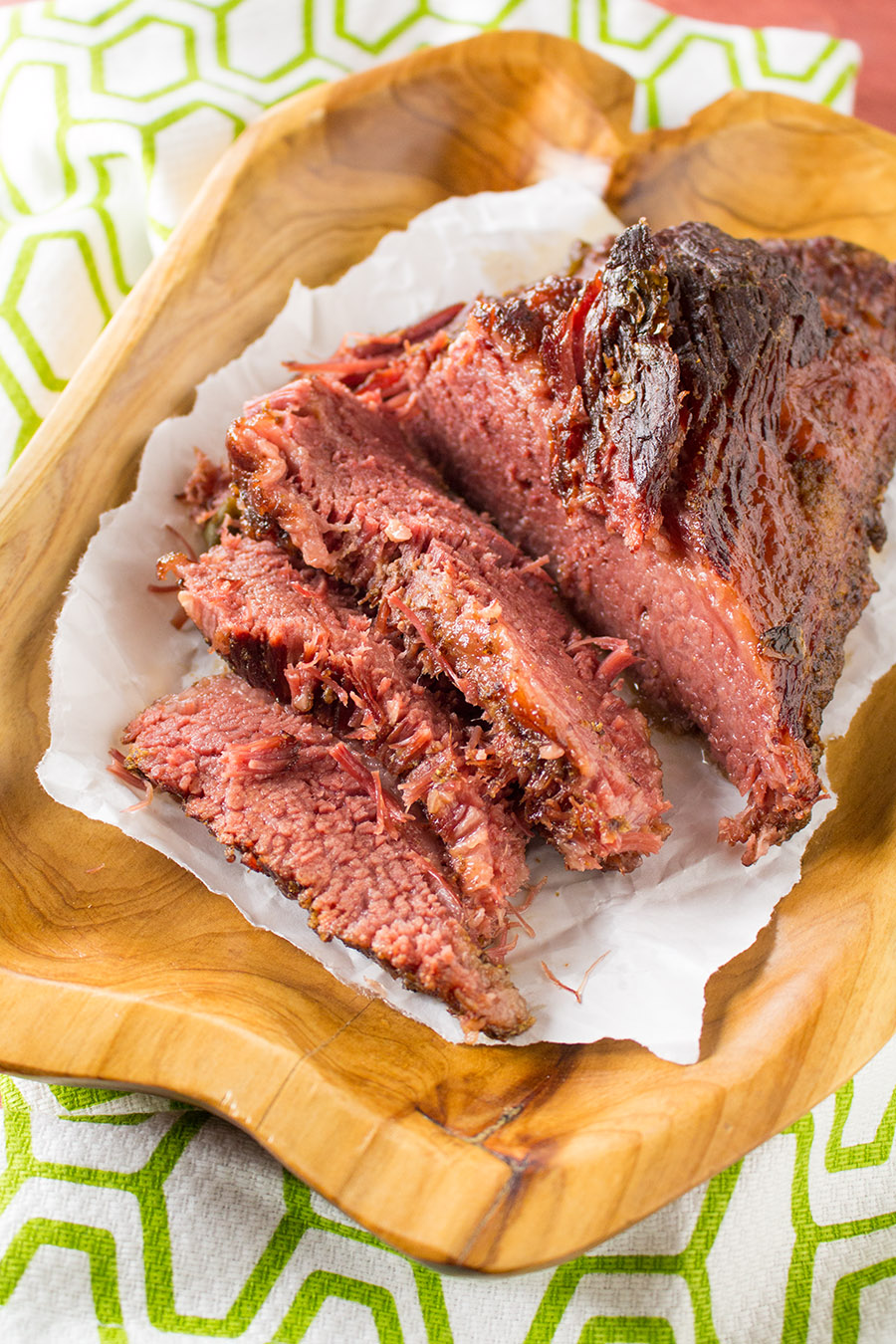 Delicious, Slow Cooked, Tender Corned Beef