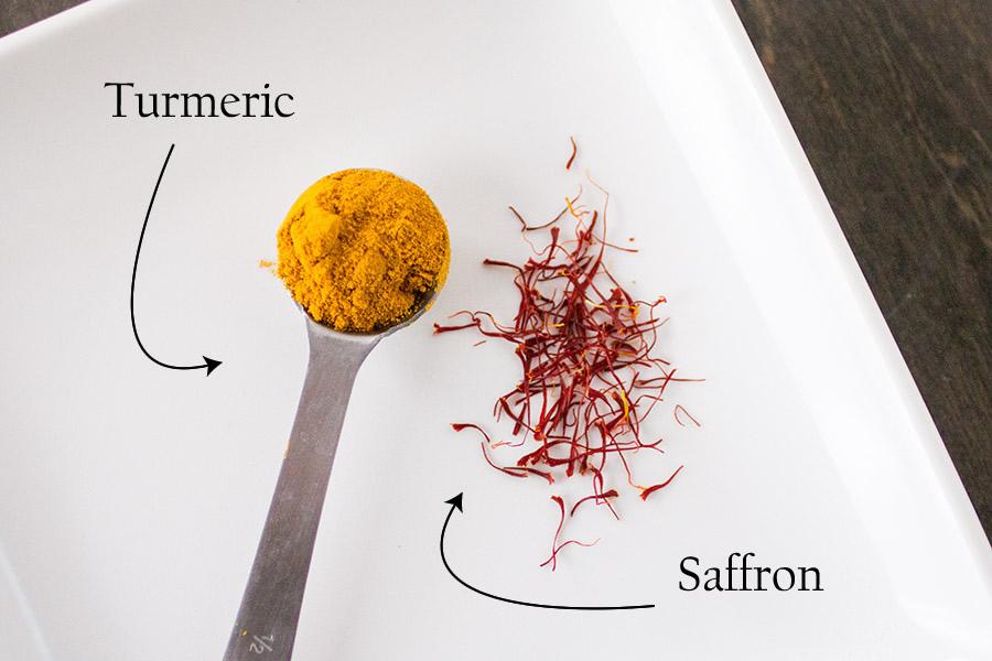 Easy Arroz con Pollo - Recipe - Saffron and Turmeric