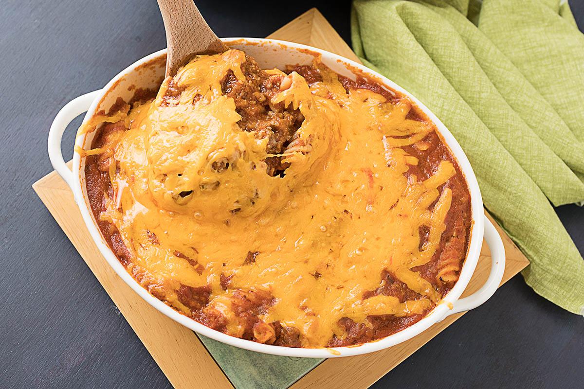 Extra Cheesy Cheeseburger Casserole – Recipe