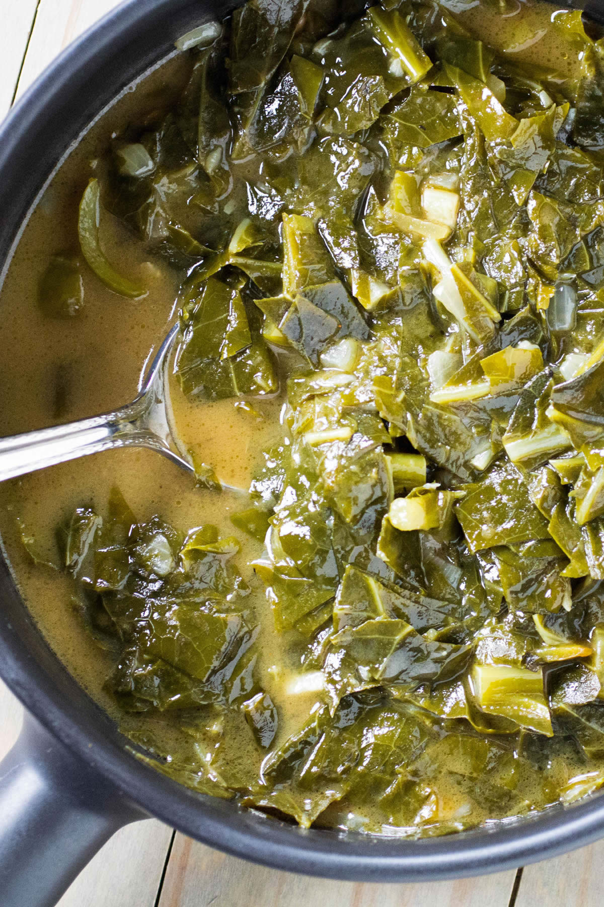 Gumbo Z'Herbes - aka Green Gumbo - Recipe
