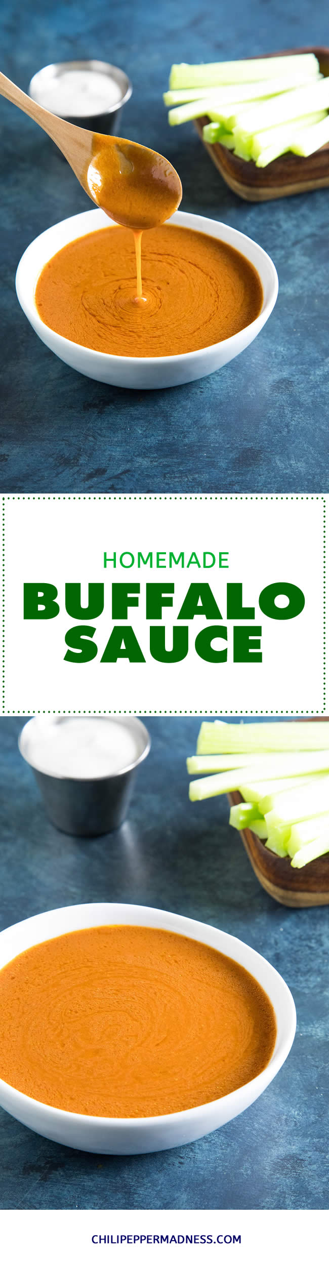 Homemade Buffalo Sauce - Recipe | ChiliPepperMadness.com
