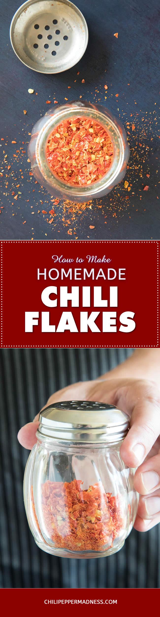 How to Make Homemade Chili Flakes - Recipe