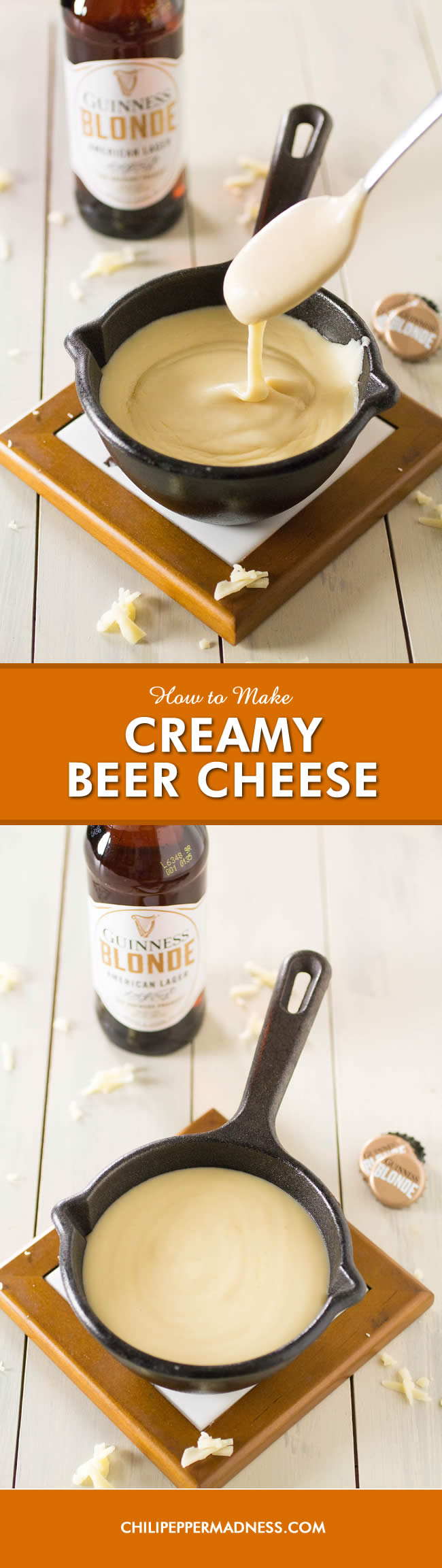 How to Make Creamy Beer Cheese - Recipe