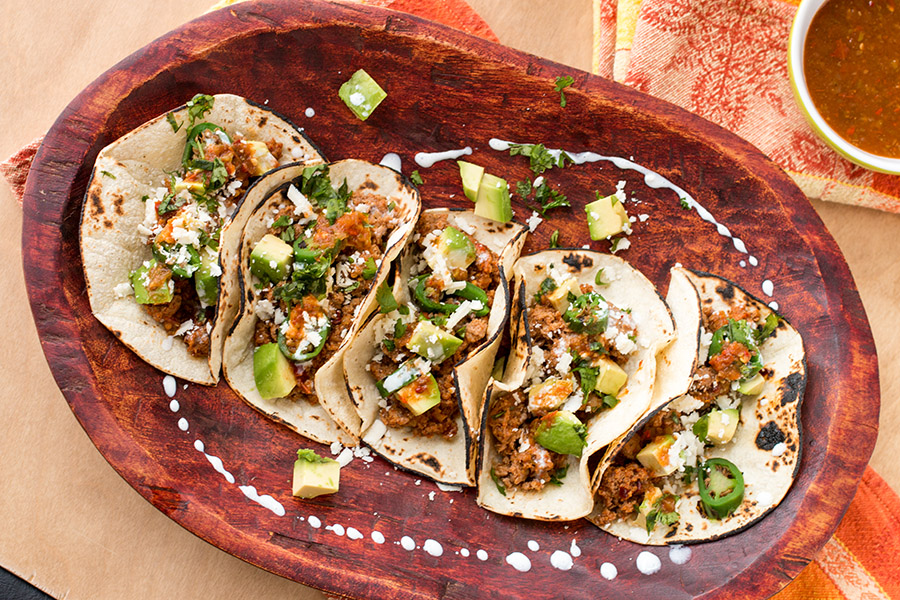 Juicy Turkey Tacos Recipe