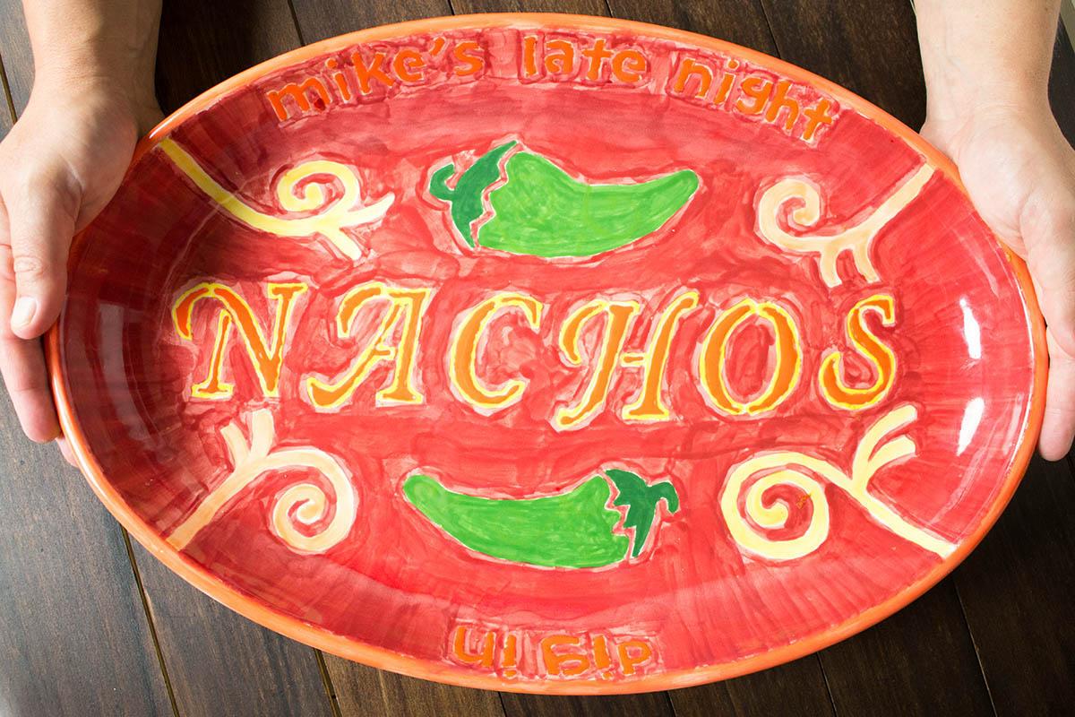 The Original Mike's Late Night Nachos – Recipe