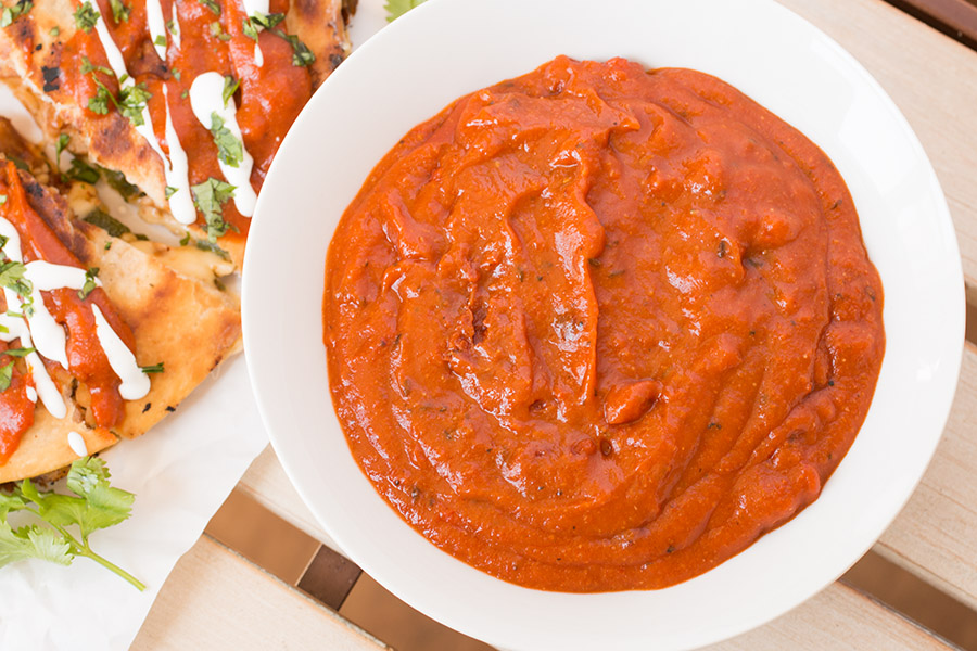 Quick and Easy Enchilada Sauce