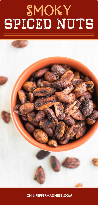 Smoky Spiced Nuts - Recipe