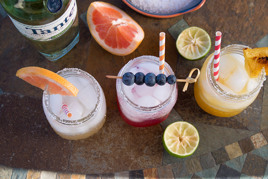 Backyard Summer Tequila Party Menu