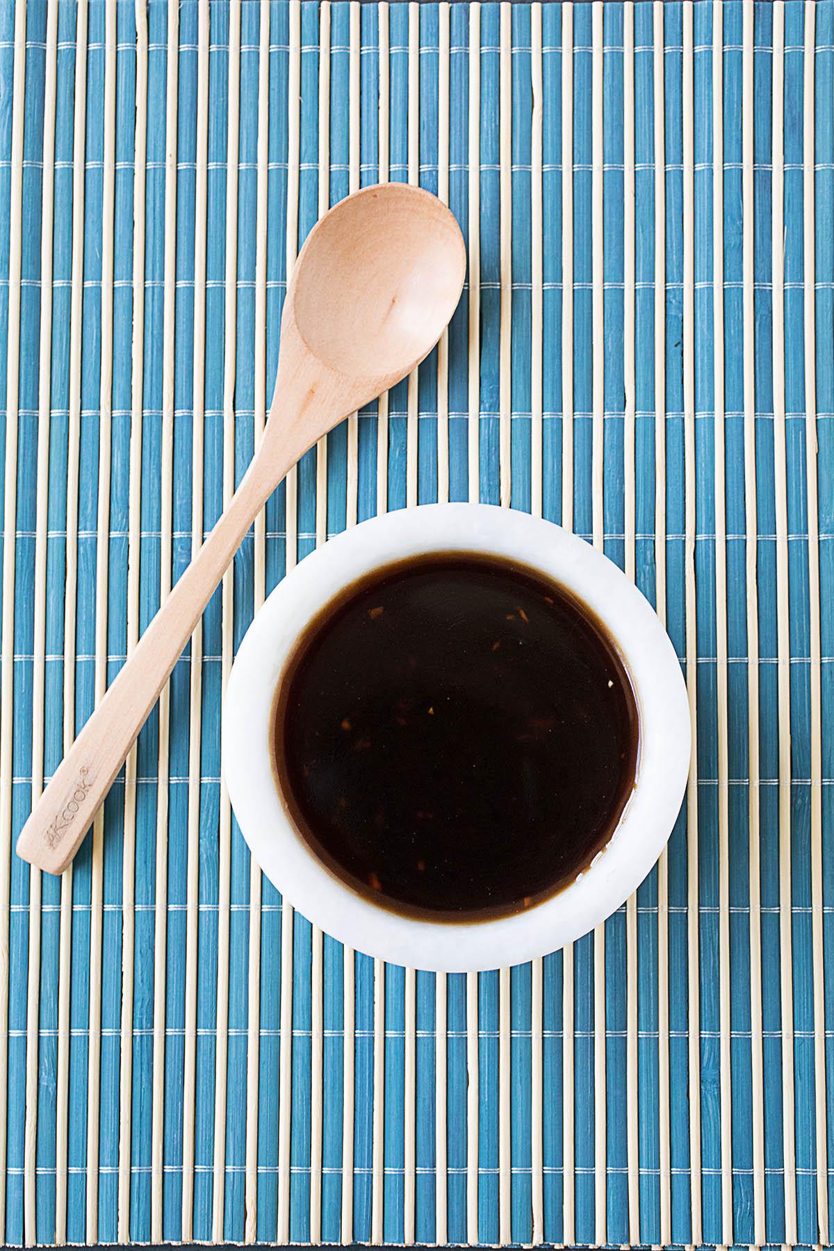 Homemade Sweet and Spicy Teriyaki Sauce – Recipe