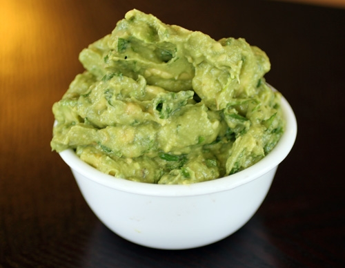 Ghost Pepper Guacamole