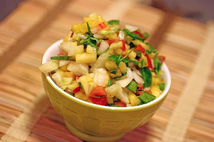 Habanero Fruit Salsa