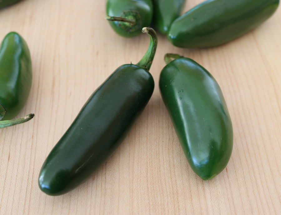 The Virtues of Frozen Jalapeno Peppers