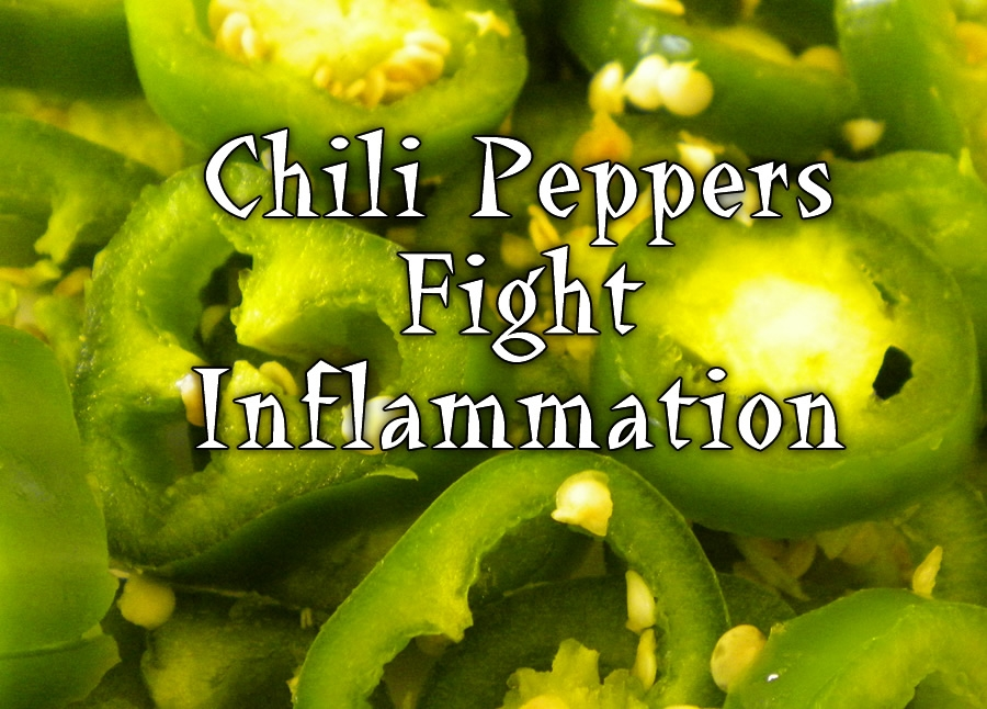 Chili Peppers Fight Inflammation