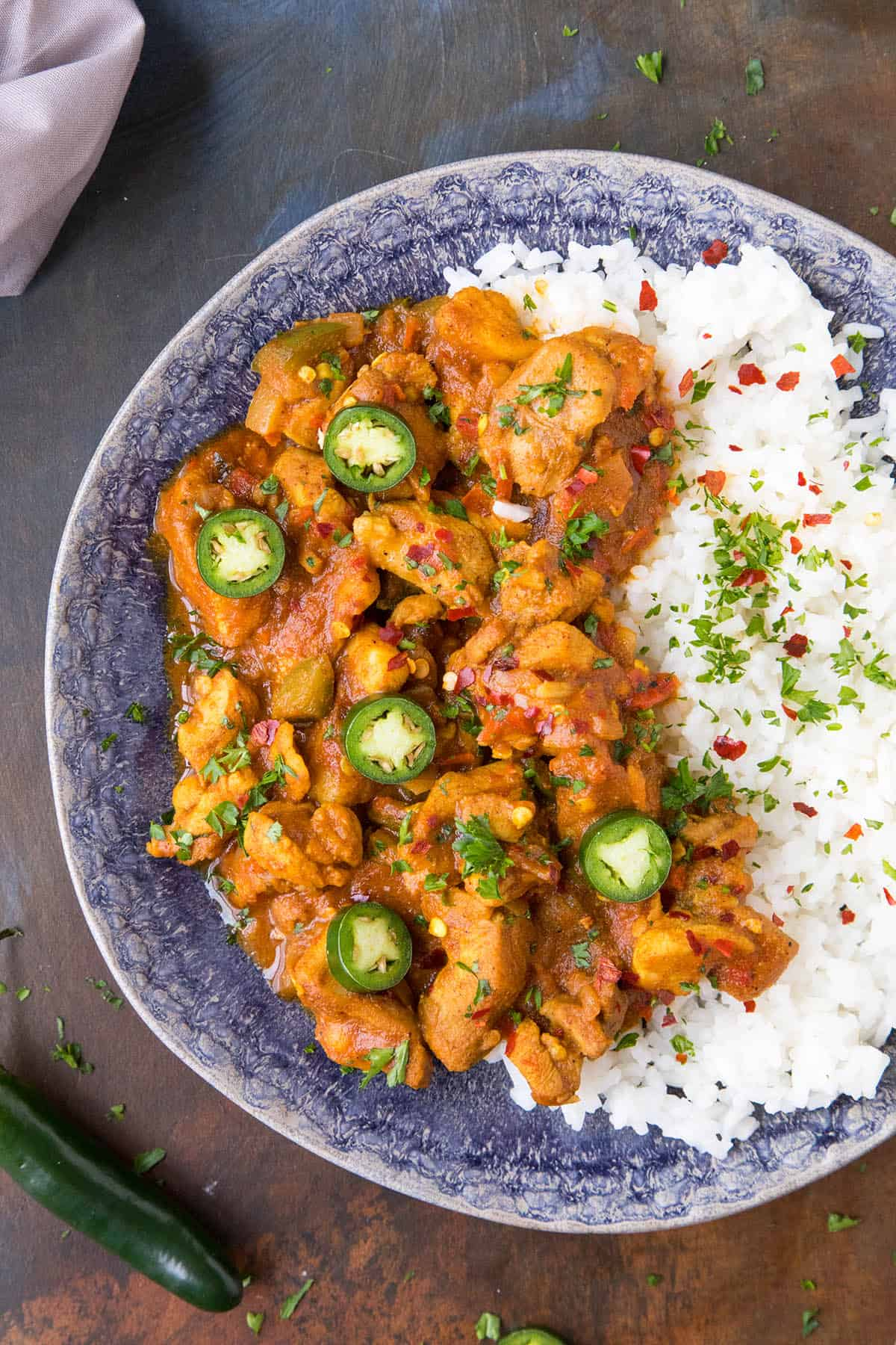 Fiery Chicken Vindaloo - Get Yourself a Plate Now