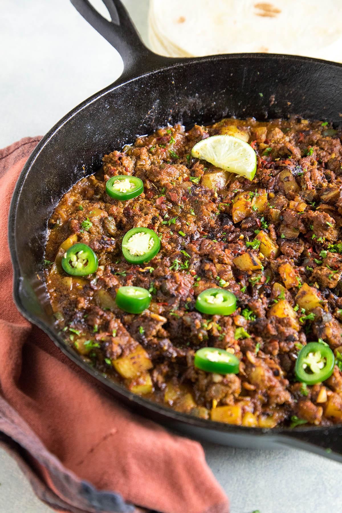 Mexican Picadillo Recipe - One of Favorite Recipes