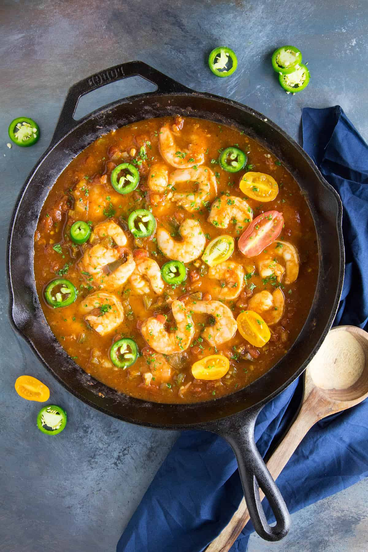 Shrimp Creole Recipe - Learn hot to make it with Chili Pepper Madness