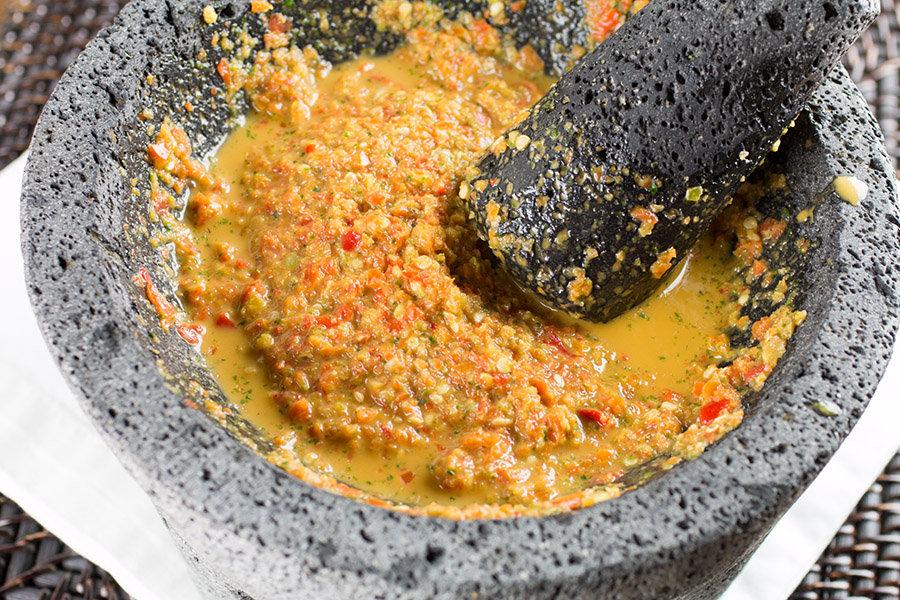 Habanero Chili Paste