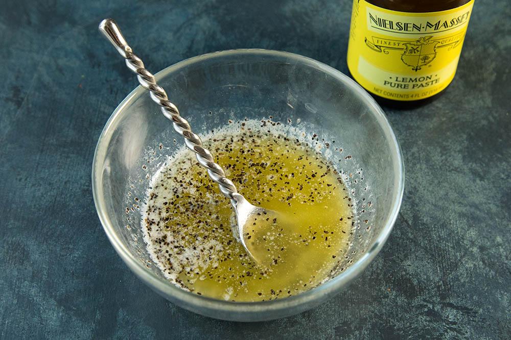 Glaze for Our Lemon Pepper Chicken Wings