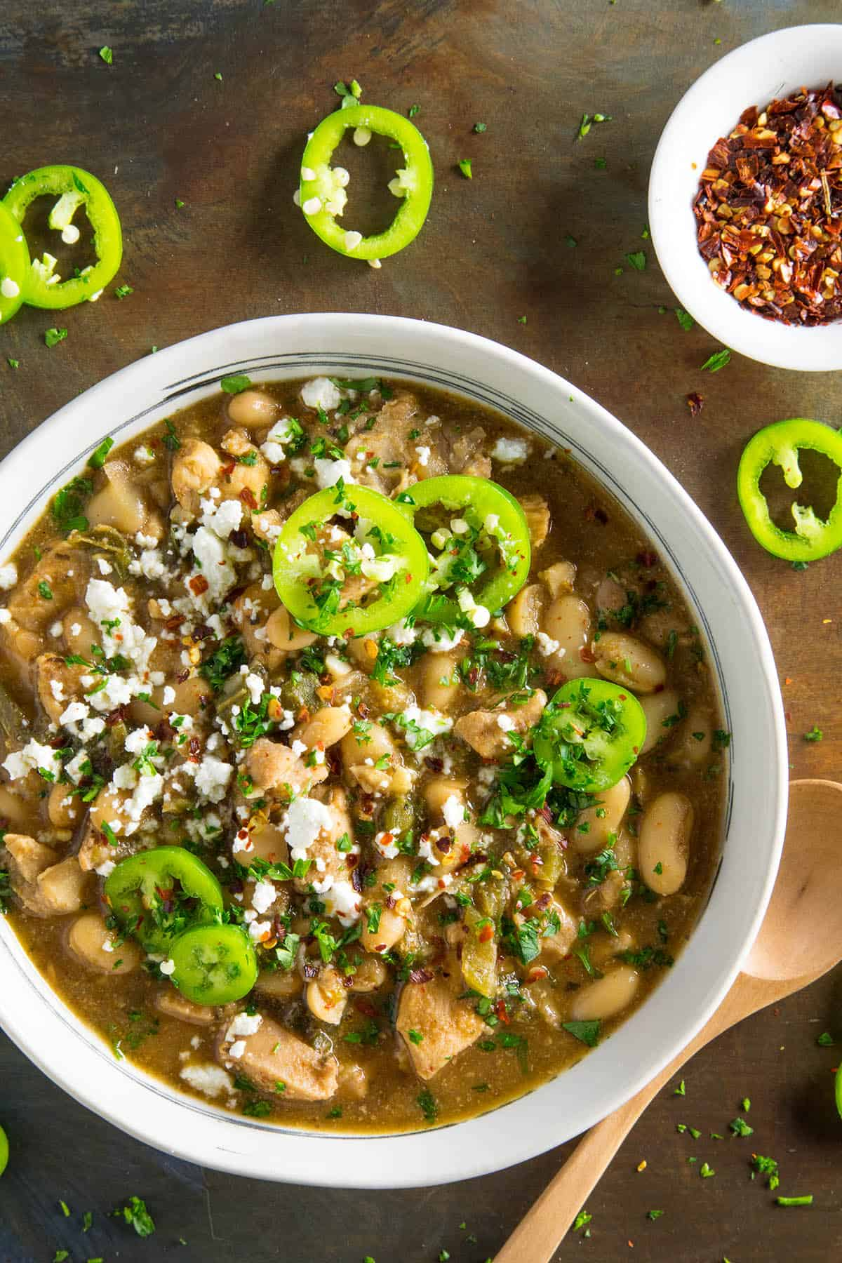 White Bean Chicken Chili - Ready to Eat