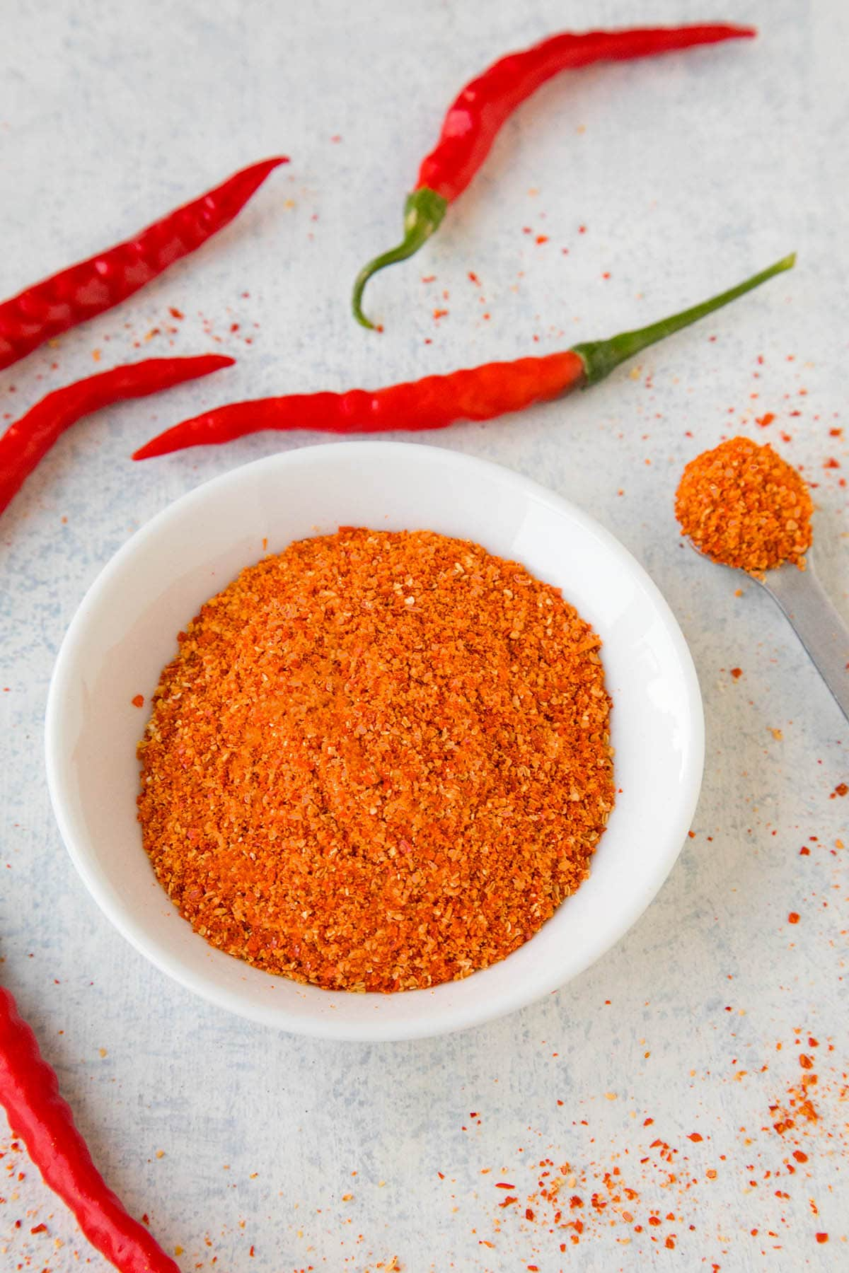 Homemade Cayenne Powder