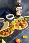 BBQ Shrimp Flatbreads - Recipe
