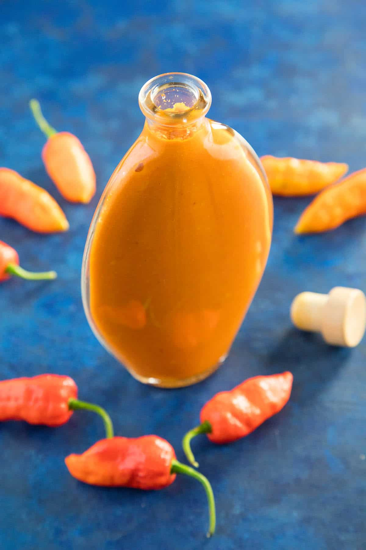 Roasted Ghost Pepper Sauce - Bottled and Ready to Enjoy