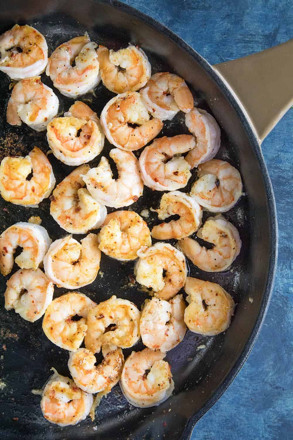 Seared Shrimp