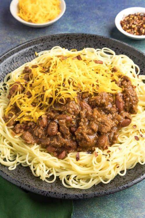 Cincinnati Chili - Recipe