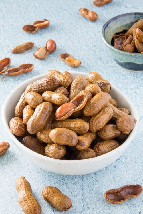 Cajun Boiled Peanuts Recipe