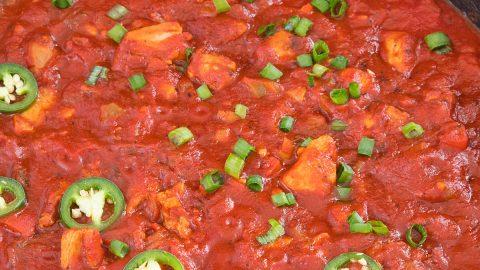 Chicken Creole - Recipe